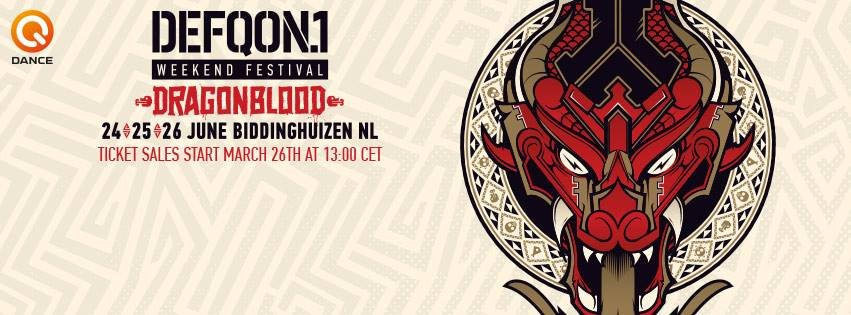 Live at Defqon.1 2016